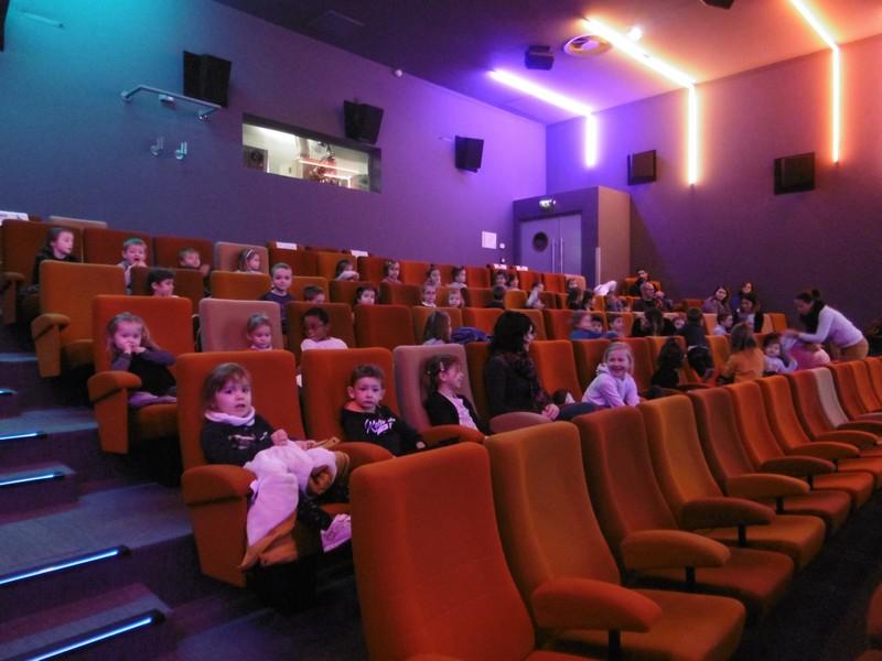 Cinéma-maternelles