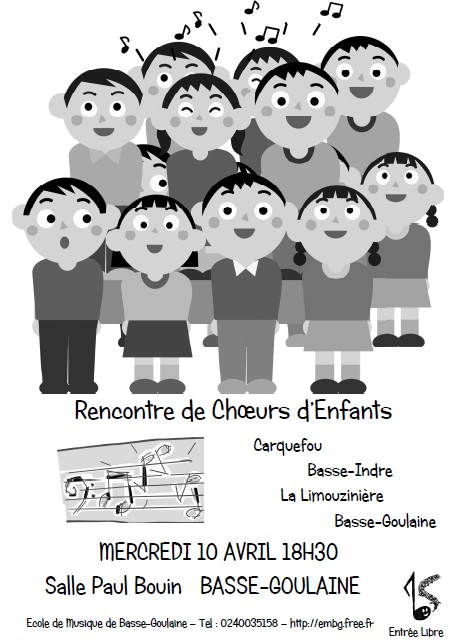 rencontre chorales