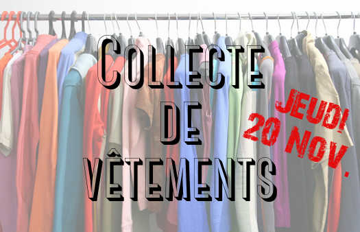 CollecteVetements